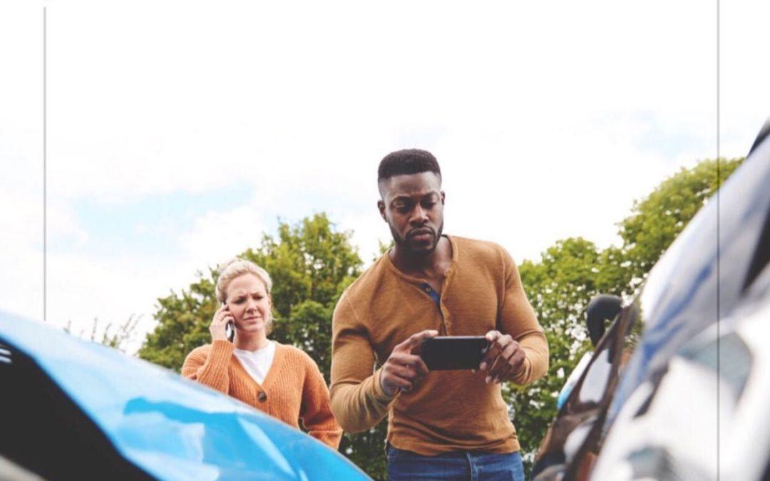 Mejores prácticas al informar su accidente a su compañía de seguros