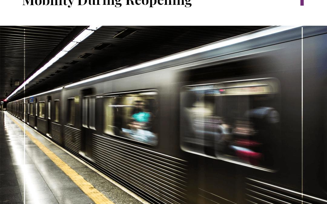 El Grupo de trabajo de recuperación de Metro publica recomendaciones tempranas para mejorar la movilidad durante la reapertura