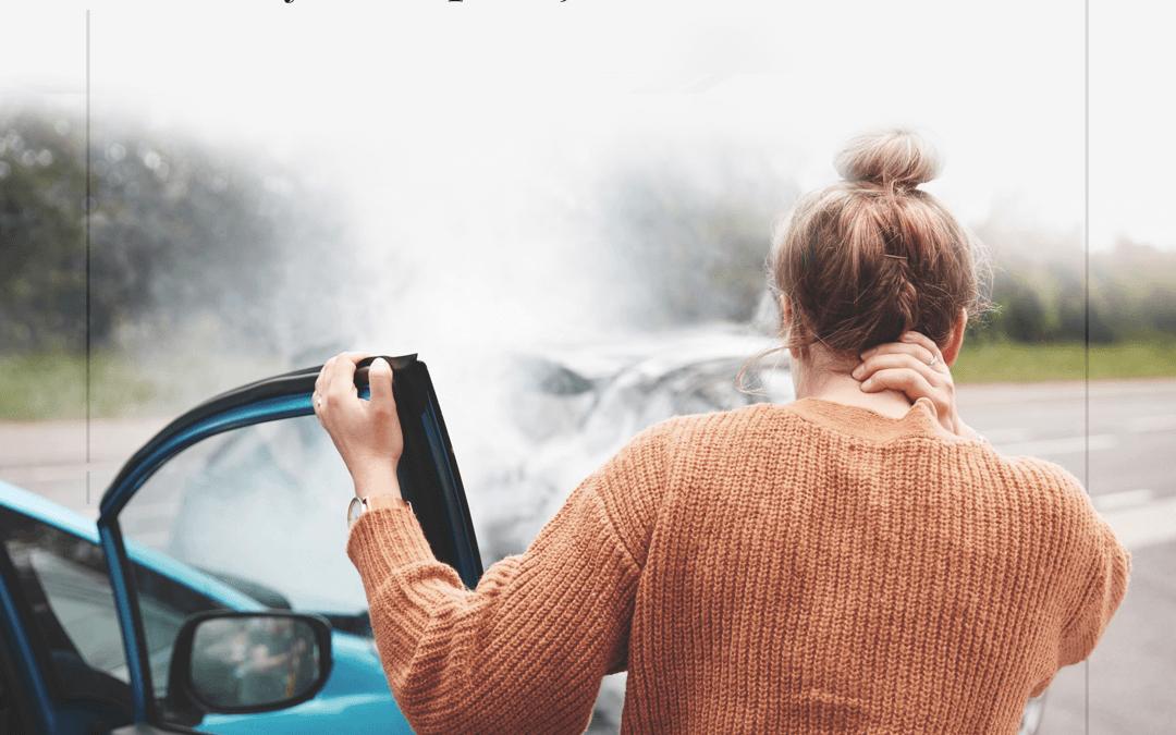 ¿Qué pasa si resulta lesionado en un accidente de auto como pasajero?