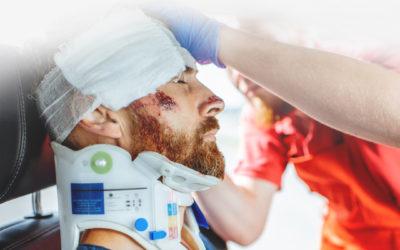 Las lesiones más comunes causadas por accidentes de auto