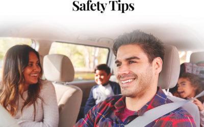 Consejos de seguridad para viajes familiares