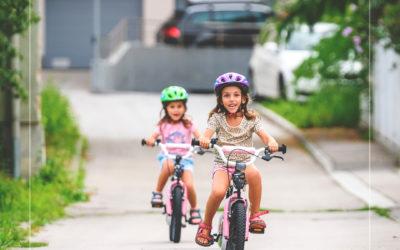 Consejos de seguridad en bicicleta para los niños