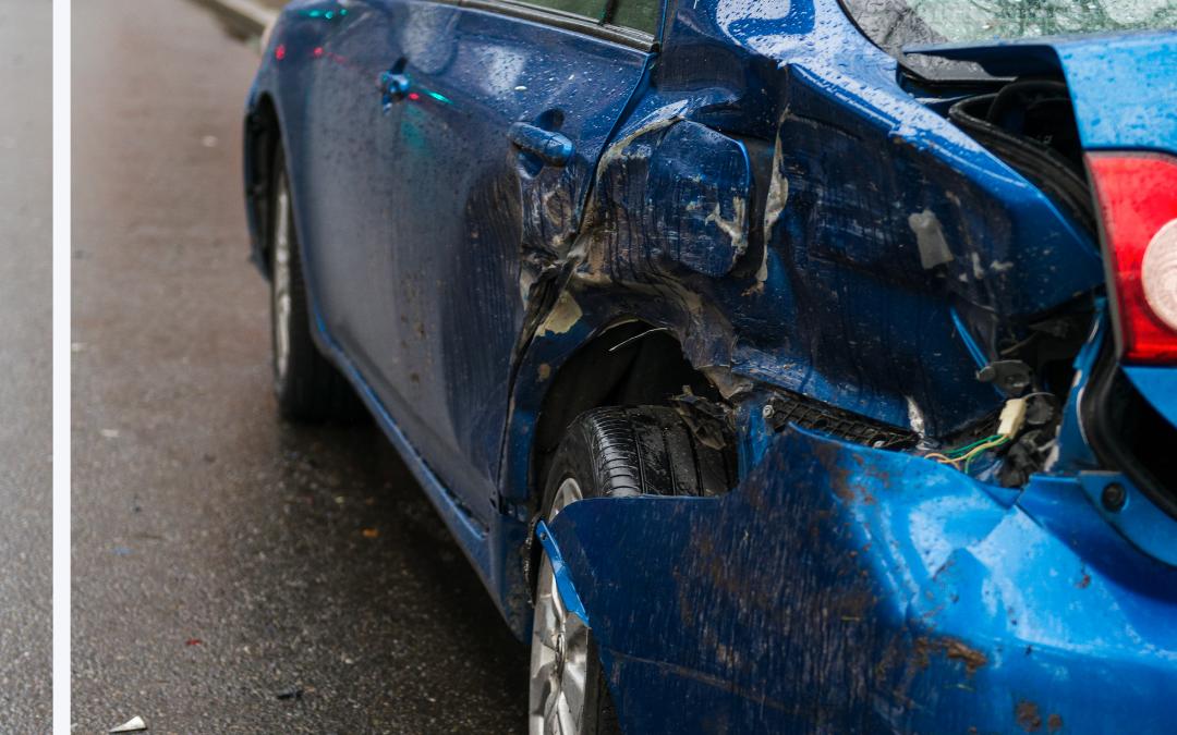 Escenarios que hacen criminal a un accidente automovilístico